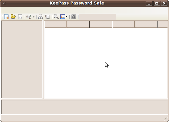 Bildschirmfoto-KeePass Password Safe - No Text